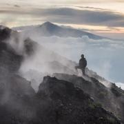 Nyiragongo Hike
