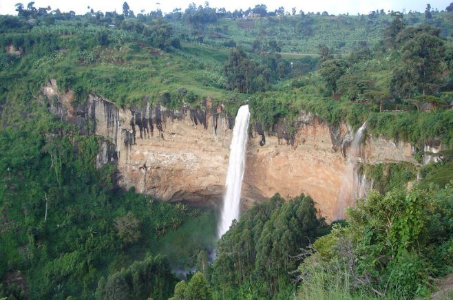 Mount Elgon Sipi Falls