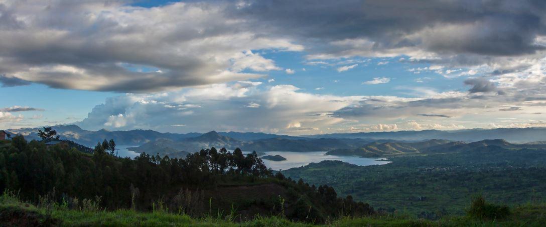 Landscape In Virunga