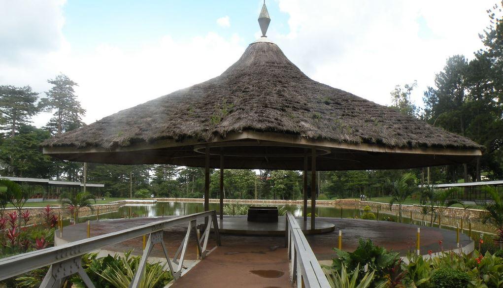 Uganda Martyrs Shrine