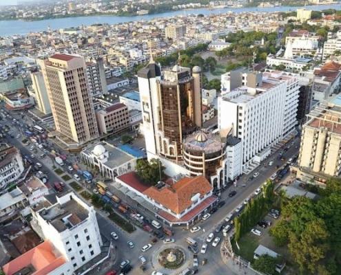 Mombasa City