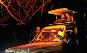Night-Game-Drives-as-a-Rwanda-Safari-activity-in-Akagera-National-Park