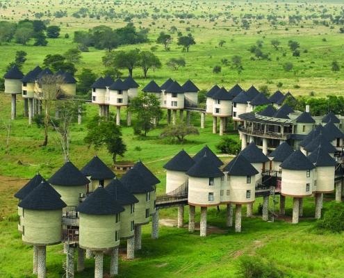 Tsavo Accommodation