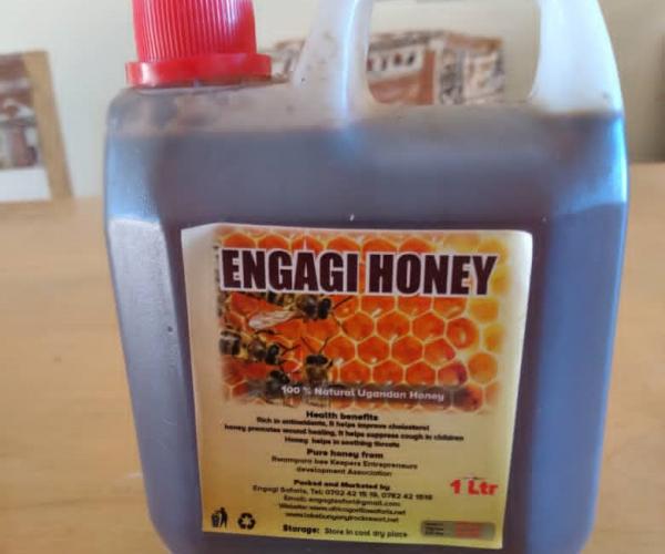 Engagi Honey 1 Litre 20K